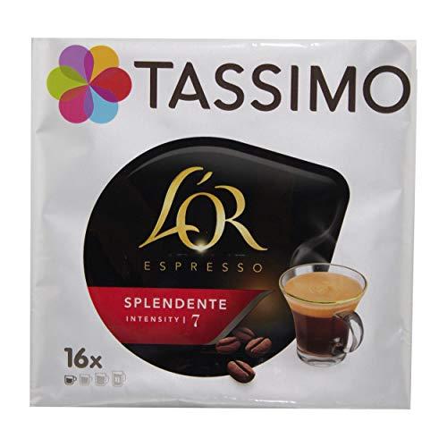 TASSIMO L'Or Café Splendente - 5...