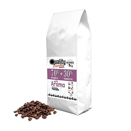 ☕ Café en grano natural'Aroma'....