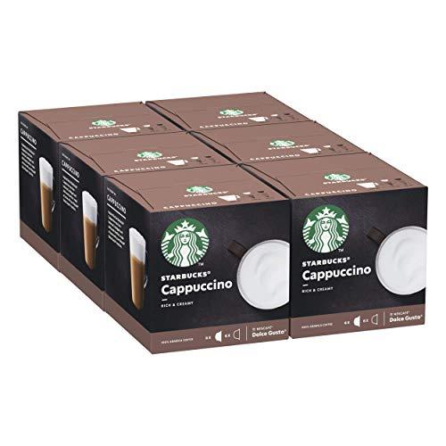 STARBUCKS Cappuccino De Nescafe...