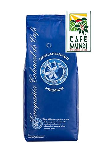 Cafe Descafeinado en Grano 1kg...