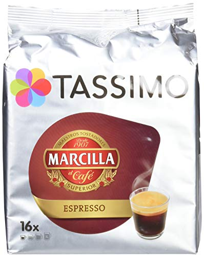 Tassimo Marcilla - Café Espresso,...