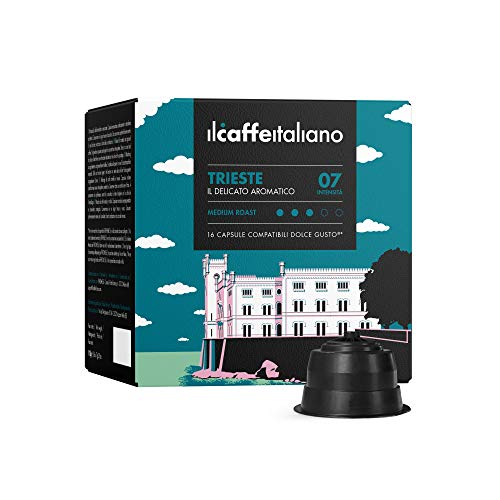 96 cápsulas de café compatibles...