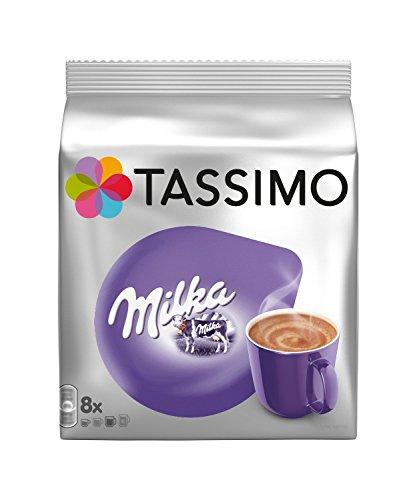 Tassimo Milka Bebida Chocolate...
