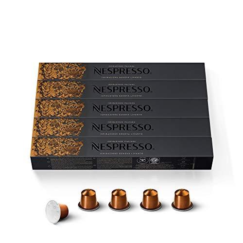 50 Nespresso Capsulas Café Livanto