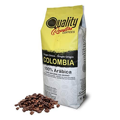 Café en grano natural. 100%...
