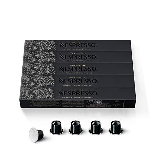 Nespresso - Set de 50Cápsulas...