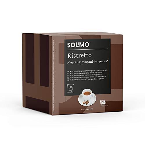 Marca Amazon - Solimo Nespresso...