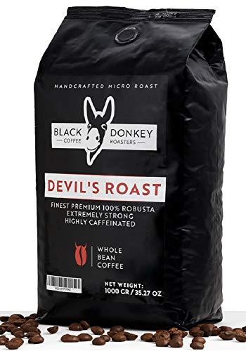 DEVIL'S ROAST 🔱 1KG Café...