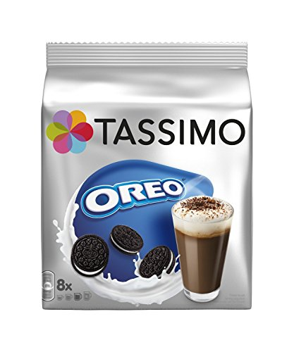 TASSIMO Oreo Hot chocolate 2 Pack