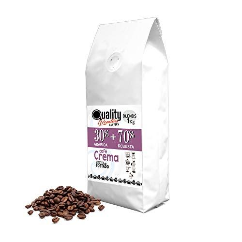 ☕ Café en grano natural'Crema'....
