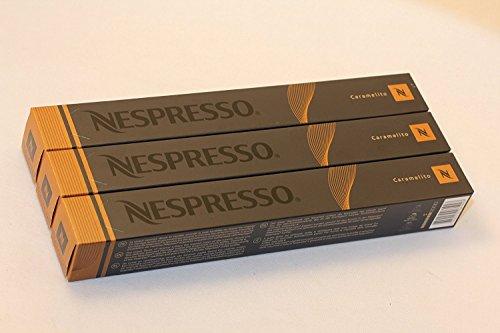 30 Caramelito Nespresso Capsules...
