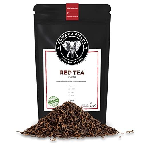 Edward Fields Tea ® - Té Rojo Pu...
