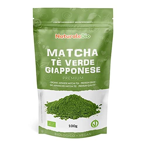 Té Verde Matcha Orgánico Japonés...