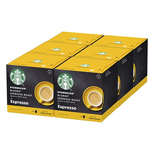 STARBUCKS Blonde Espresso Roast De...