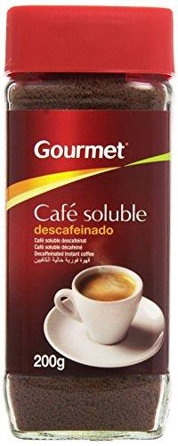 Gourmet Café Soluble Descafeinado...