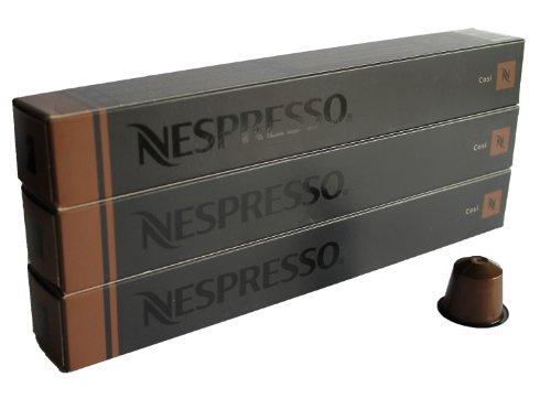 Nespresso - Cosi - 30 Cápsulas