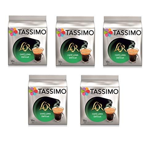 TASSIMO L'Or Café Long Délicat -...