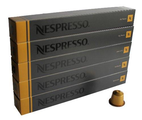 Nespresso Capsulas oro - 50x...