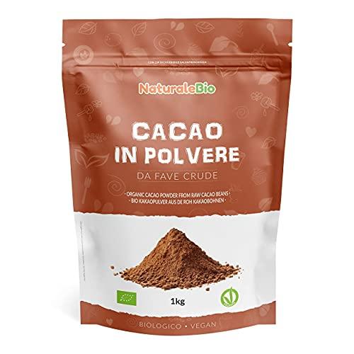 Cacao Ecológico en Polvo 1 Kg....
