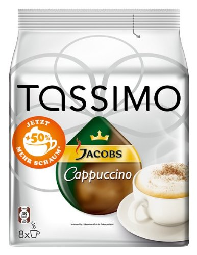 Tassimo Jacobs Cappuccino T-Disc
