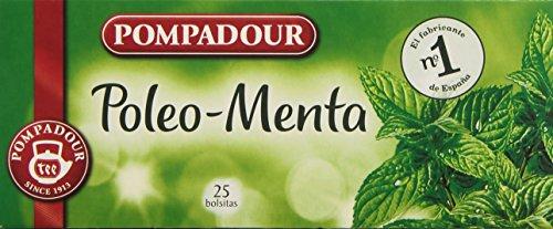 Pompadour Poleo-Menta, Té - 25...