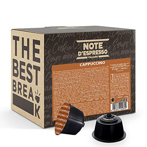 Note d'Espresso - Capuchino -...