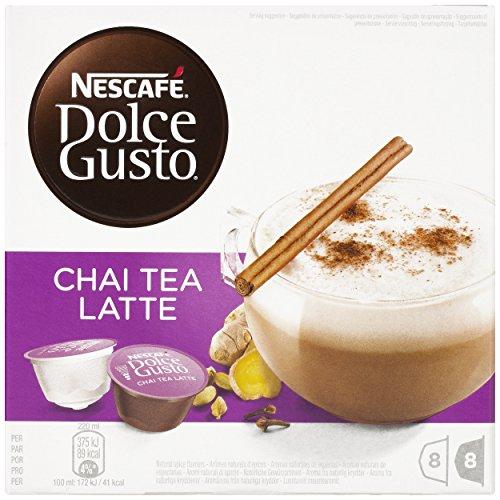 Nescafé Dolce Gusto Chai Tea Latte...