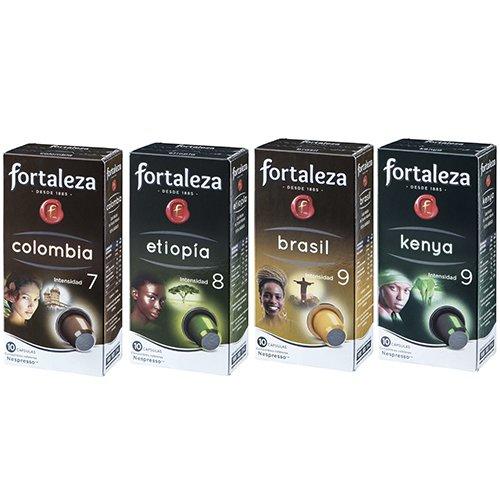 Café FORTALEZA - Surtido de...