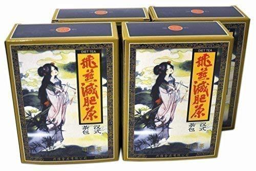 4 Paquetes Fei Yan Feiyan Té...