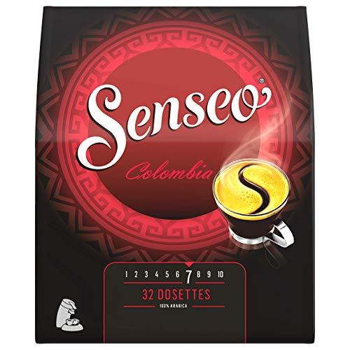 SENSEO Café Colombia 32 Dosettes...