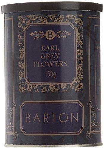 Barton Earl Grey Flowers - Hojas...
