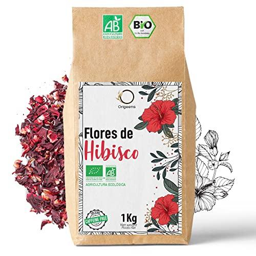 🌺 Flor de Jamaica BIO 1kg | Flor...