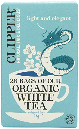 Clipper Té Blanco Orgánico (26)...