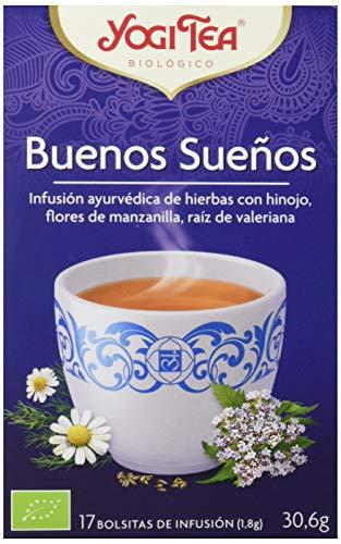 Yogi Tea Infusión de Hierbas Good...
