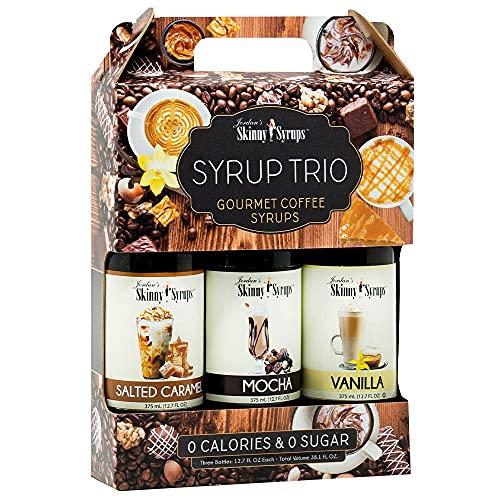Jordan's Skinny Syrup - Sin azúcar...
