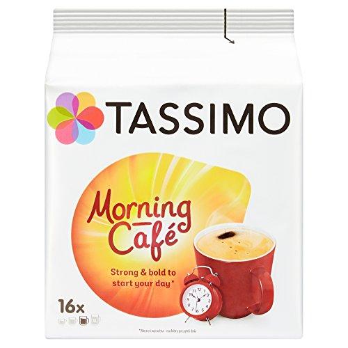 TASSIMO Morning Cafe Café...