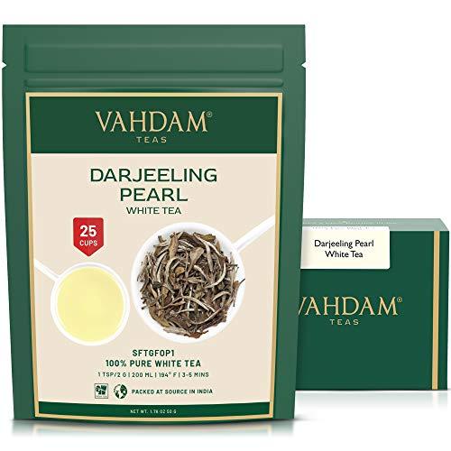 Darjeeling Pearl White Tea | Hojas...