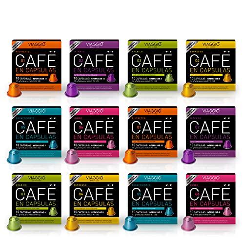 Viaggio Espresso Cápsulas de café...
