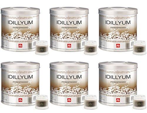 Café Iperespresso Idillyum - Set 6...