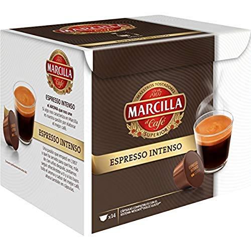 Marcilla Espresso Intenso Cápsulas...